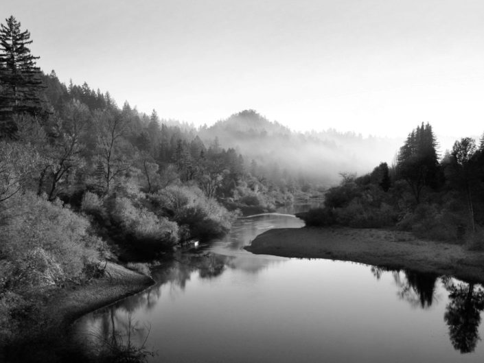 Russian River Portrait
