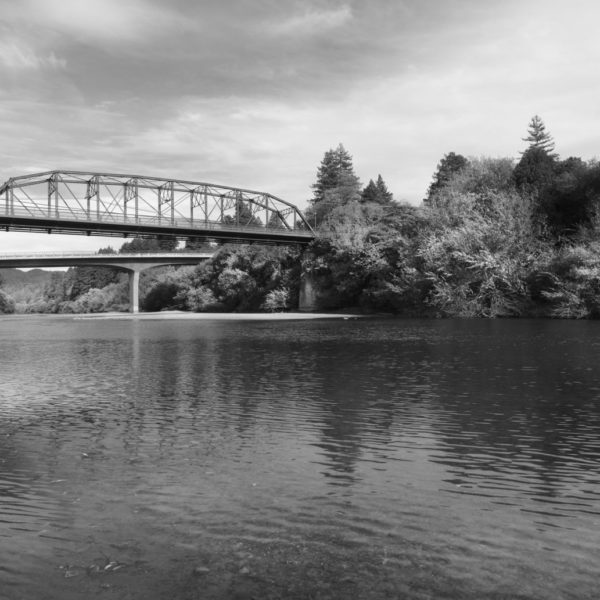 Guerneville Bridge, CA