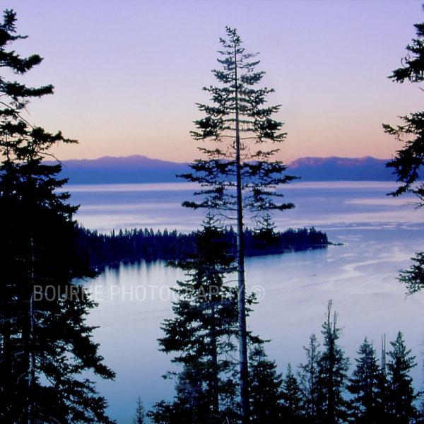 Lake Tahoe Dusk