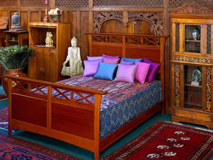 Zen Bedroom with Buddah