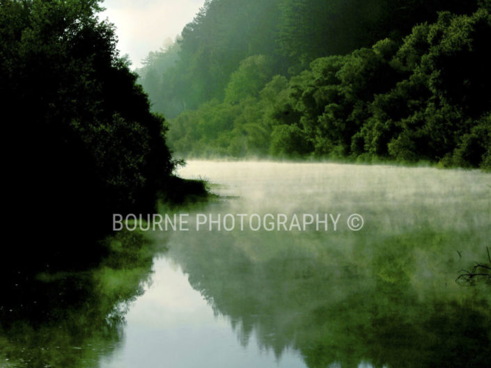 Russian River Morning Mist