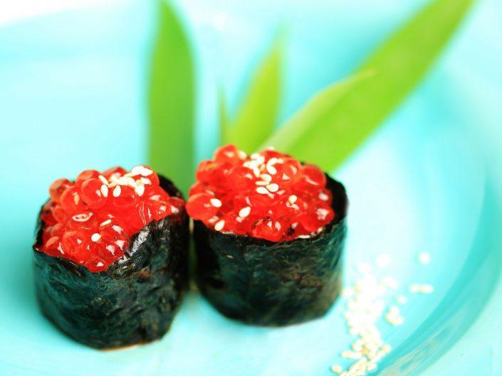 sushi roe