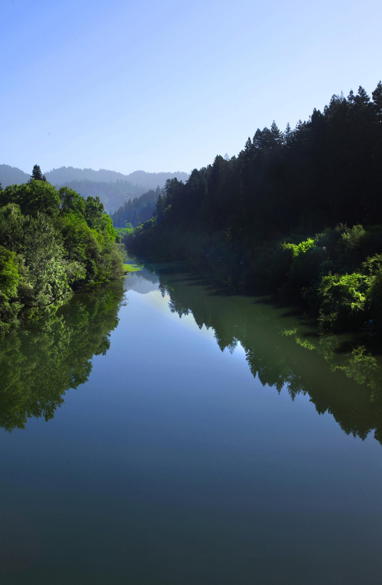 Russian River Healdsburg